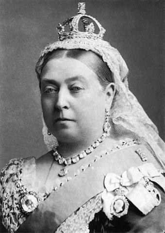 La reine Victoria, Alexander Bassano.