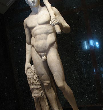 https://en.wikipedia.org/wiki/File:Landsdowne_Herakles.jpg Creative Commons Attribution 2.0 Generic ©
