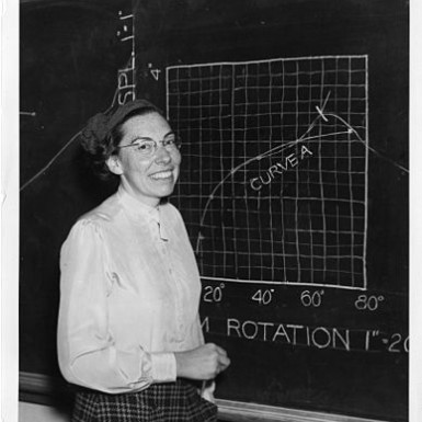 https://commons.wikimedia.org/wiki/File:Mary_Blade,_standing_at_blackboard_%283322780400%29.jpg