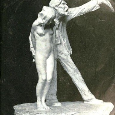 https://en.wikipedia.org/wiki/File:The_White_Slave_statue.jpg Domaine public. Copyright ©