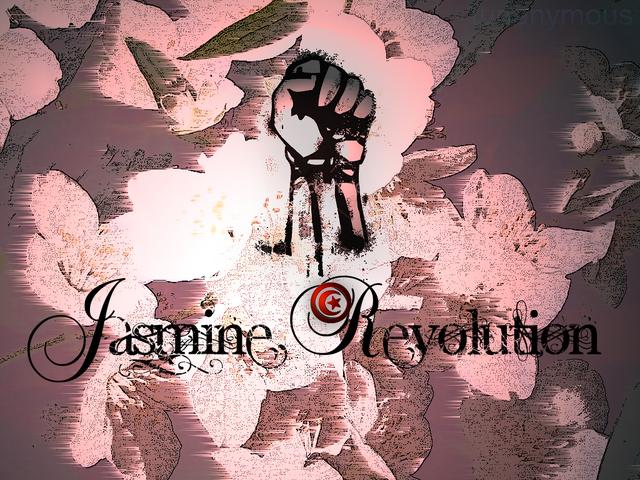 Révolution du jasmin.