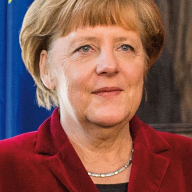 https://en.wikipedia.org/wiki/File:Angela_Merkel_Security_Conference_February_2015_%28cropped%29.jpg Creative Commons Attribution 3.0 Germany ©