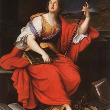 https://en.wikipedia.org/wiki/File:Clio-Mignard.jpg Public domain. Wikimedia Commons ©