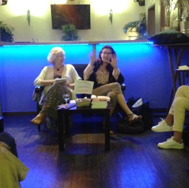 avec Geneviève Guilpain, professeure de philosophie.